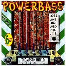 Thomastik-Infeld Bass Guitar Strings Power Bass Model 6 String Set - EB346