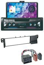 Pioneer MP3 AUX Bluetooth USB Autoradio für BMW 3er E46 (Rundpin, ab 1998)