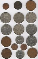 Mix Of Mauritius Coins | World Coins | Pennies2Pounds