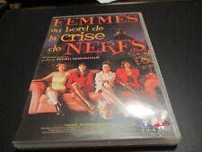 """DVD """"FEMMES AU BORD DE LA CRISE DE NERFS"""" Antonio BANDERAS / Pedro ALMODOVAR"""