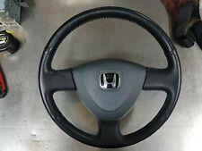 RARE! OEM 01-08 Honda Fit JDM steering wheel. GD1,GD2,GD3,GD4