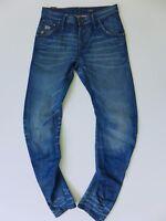 AG487 Men G-Star Raw Denim Arc 3D Loose Tapered Jeans Size W31 L34