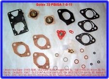 Solex 32 PBISA 7,Rep.S,Peugeot 104/R14,Citroen,Talbot
