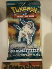 Pokemon B&W Plasma Freeze Booster Pack - Factory Sealed! One Pack - Random Art