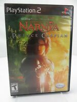 Chronicles of Narnia: Prince Caspian (Sony PlayStation 2, 2008)