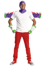 BUZZ LIGHTYEAR TOY STORY DISNEY ACCESSORY KIT ADULT Costume Movie Hero Jetpack