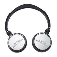 1X(Inalambrico 3 en 1 Audifono Auricular Bluetooth estereo de multifuncion V7T3