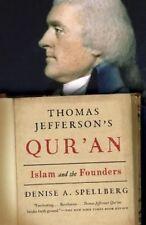 Thomas Jefferson's Qur'an by Denise Spellberg (Paperback, 2014)
