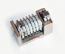 Leibinger 4x8 Cicero 6 digit Gothic Model 46 Numbering Machine