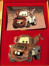 Disney Acme Hotart Hot Art Tow Mater LE 100 pin
