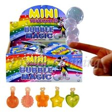 Children Non Toxic Bubble Magic Touchable Bubbles For Party Bag Filler & Piñata