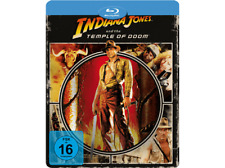 Indiana Jones 2 - Tempel des Todes [Steelbook/Novobox - Blu-ray/NEU/OVP] Steven