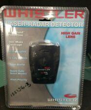New listing Whistler Xtr130 Radar Detector -New