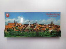 Rothenburg Tauber Holz Souvenir Wood Magnet,Souvenir Germany,Neu
