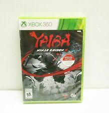 Yaiba: Ninja Gaiden Z Microsoft Xbox 360 Special Edition Brand New Sealed