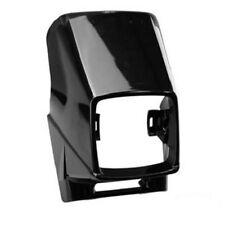 Tête de fourche noir PEUGEOT 103 SP SPX RCX FXR coque carénage face avant NEUF
