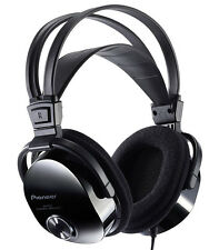 Pioneer Enclosed Dynamic Stereo Bass Headphones Over-ear Stereo Headsets SE-M531