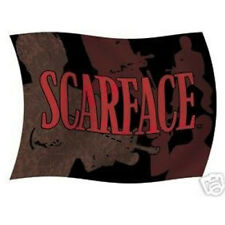 Scarface Logo Movie Wall Banner Flag Poster