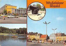B46052 Wodzislaw Slaski boats bateaux multiviews    poland