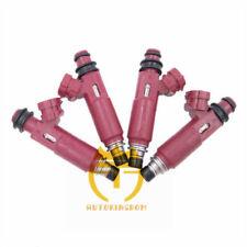 New 4x Fuel Injectors Nozzle 195500-3310 For Mazda Miata 1999-2000 1.8L-L4
