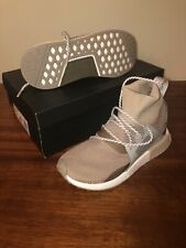 ADIDAS 9 Trainers NMD XR1 WINTER PACK BEIGE GOLD BROWN BOOST CQ3073 Shoes 7.5.