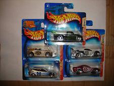 2003 Hot Wheels Tech Tuners Set 5  Suzuka Tantrum Ford Focus Tsunami Short Card