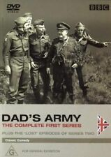 DAD'S ARMY (COMPLETE SERIES 1 - DVD SET SEALED + FREE POST)