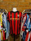 Manchester City Football Shirt Large