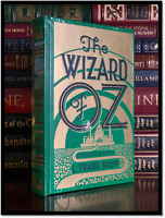 The Wizard Of Oz by L. Frank Baum First Five Novels Leather Bound Gift Hardback