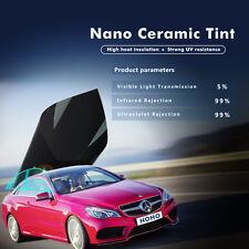 Car Solar Tint Nano Ceramic Tint Film Different VLT for Window House Sticker UV