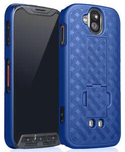 Slim Kickstand Case Hard Cover for Kyocera Duraforce Pro E6810/E6820/E6830/E6833