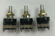 Grayhill Rotary Switch 1 Pole/10 Positions (Lot of 3)