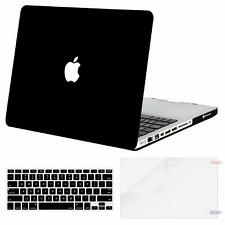 Plastic Hard Cover Case Black MacBook Pro 13 Inch 2012 2011 2010 A1278 Keyboard