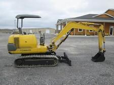 Komatsu PC20-7 Farm Tractor Dozer Mini Excavator