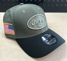 New Era New York Jets 2017 Salute to Service Men s Flex Hat M L 44ff60569