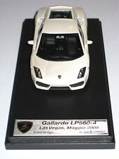 Lamborghini Gallardo LP560-4 Launch/Launch 2008 Modell/model Looksmart 1:43 RARE