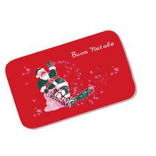 Passatoia Tappeto eventi cerimonie Fiere 1x25 metri Ignifugo Colore ROSSO Natale