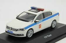 RARE !!!! VW Passat Russian Police Milicya Custom Made 1/43