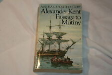 Passage to Mutiny by Alexander Kent (1980, Paperback)