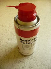 Maintenance Spray Lubricant Oil CAR LIFTS SCISSOR LIFT HYDRAULIC Ramp AUTOLIFT