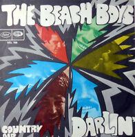 """THE BEACH BOYS  DARLIN'  7""""  COUNTRY AIR   ITALY 1968"""