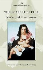 The Scarlet Letter by Nathaniel Hawthorne (2003, Paperback) Barnes and Noble Cla