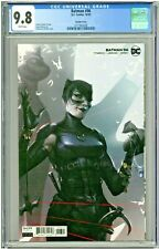 Batman #96 CGC 9.8 Variant Cover Edition Francesco Mattina Joker War Part Two