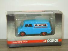 Bedford CA Van Ovaltine - Corgi Trackside 1:76 in Box *45341