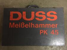 Duss PK45 Meißelhammer - Abbruch...