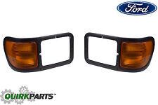 1996-1999 Ford B800 F700 F800 Turn Signal Light Corner Parking Head Lamps OEM