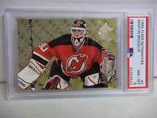 1994 Fleer Netminders Martin Brodeur PSA NM-MT 8 Hockey Card #2 NHL