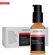 Retinol Serum 2.5% With Hyaluronic Acid, Aloe Vera, Vitamin E - Boost Collagen P