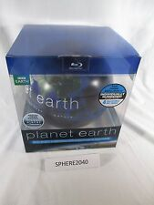 Planet Earth - The Complete Collection (Blu-ray Disc, 2011, 6-Disc Set) BRAND NE