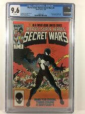 Marvel Super Heroes Secret Wars #8 - 1st Black Costume CGC 9.6